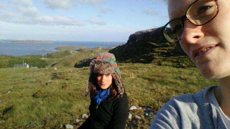 Claire et le Hobbit