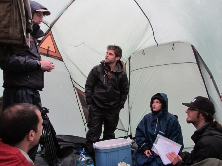 Tent, sweet tent.