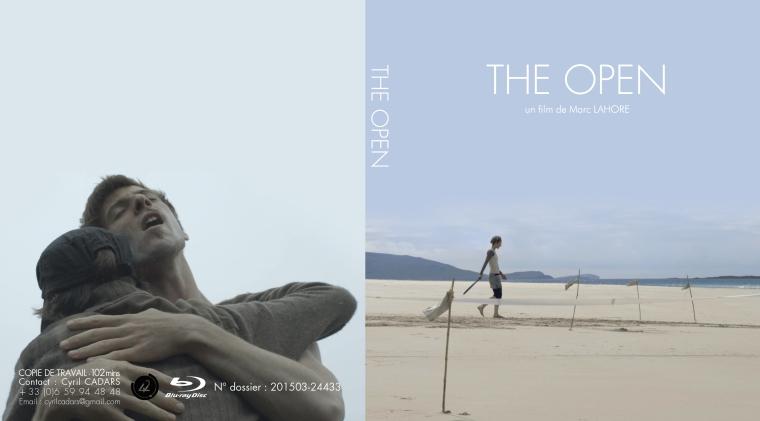 L'un de nos beaux Blu-rays cannois. Raté, on nous a refusé; ce sont les Garrel qui ont pris la place.