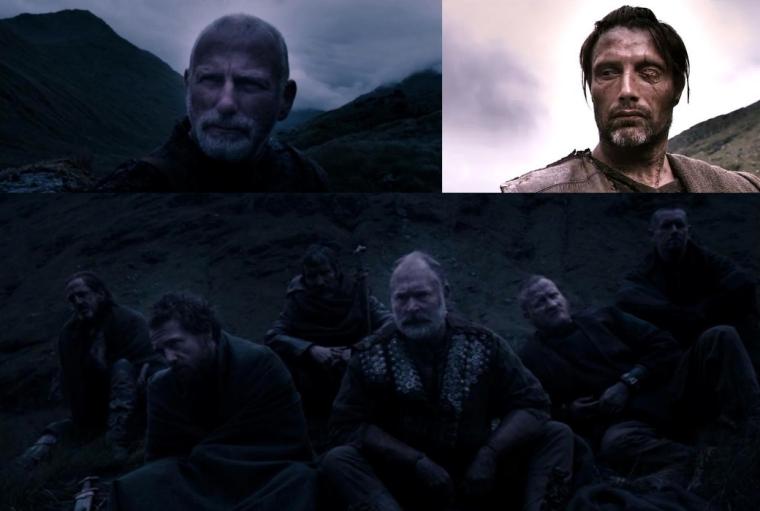 Si réussi soit-il (et il l'est !), Valhalla Rising  n'en reste pas moins un film à patates.