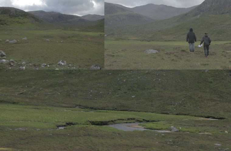 Ha, les Highlands en été, gaies, champêtres et accueillantes.